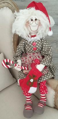 Faustine la Mère Noël